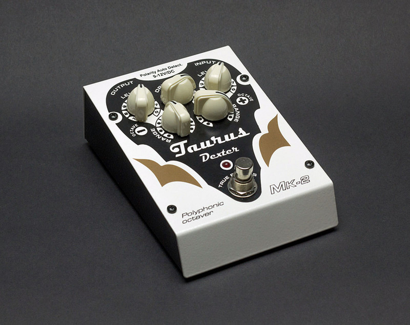 Taurus Amplification - Dexter MK2 - Polyphonic octaver for bass and guitar