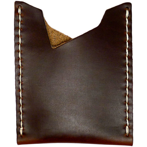 Leather Stash Wallet - Brown Chromexcel
