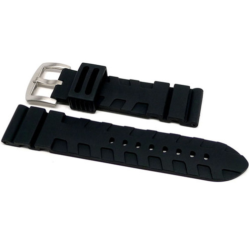 24mm Special Ops Silicon Watch Strap