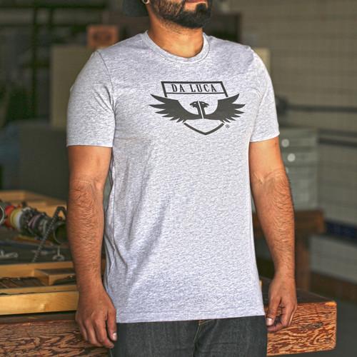 DaLuca T Shirt- Grey