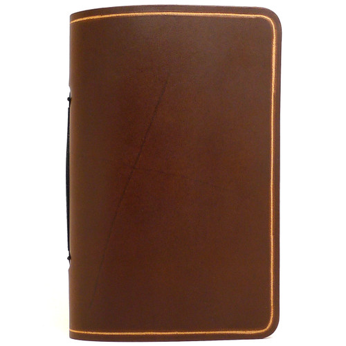 Notepad - Brown Chromexcel