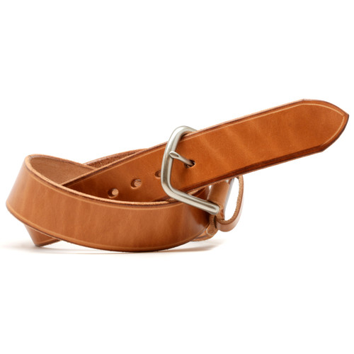 Handmade Natural Leather Belt