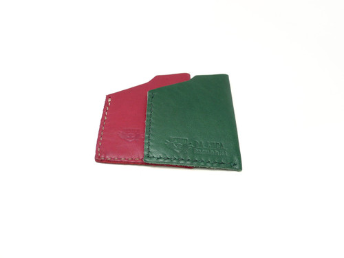 Horween Leather Angle Wallet 2x Pack E1