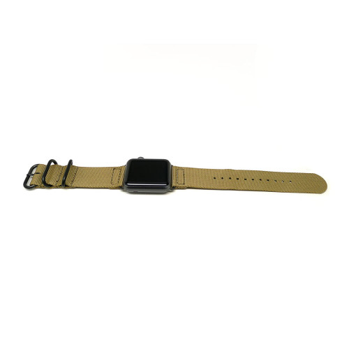 Nylon Apple Watch Strap - Sand
