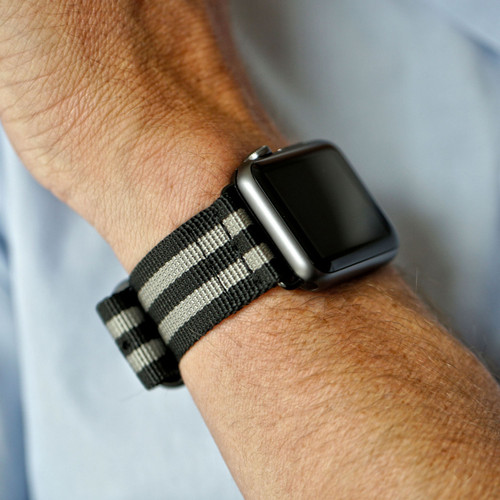 Nylon Apple Watch Strap - Bond