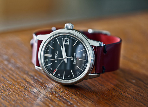 Grand Seiko SBGJ019 GMT Watch