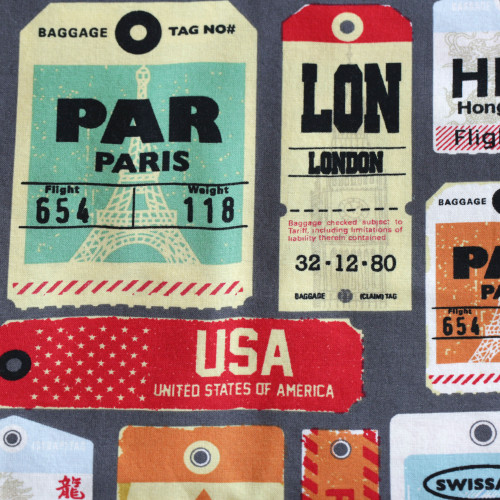 Face Mask - Luggage Tags