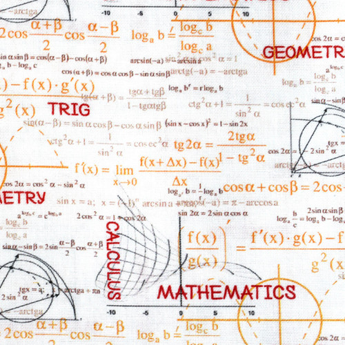 Face Mask - Mathematics