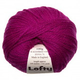 Lofty chunky merino wool from Woolyknit