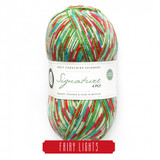 Signature 4-ply in Fairy Lights from West Yorkshire Spinners