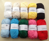 Rico Creative Cotton Aran weight
