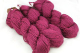 Fyberspates Scrumptious Double Knitting/Worsted Yarn in Plum