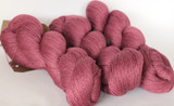 Fyberspates Scrumptious Lace Weight Yarn in Rose Pink