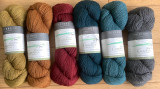 Cumbria Fingering yarn from The Fibre Company