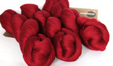 Fyberspates Scrumptious Lace Weight Yarn in Cherry