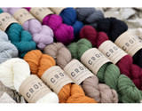 The Croft Shetland Colours Aran from West Yorkshire Spinners