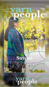 Yarnpeople magazine Issue 5 - Stripes