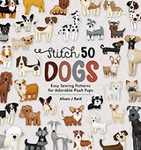 Stitch 50 Dogs by Alison J. Read