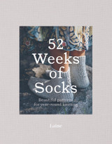 52 Weeks of Socks from Laine (paperback)