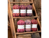 Signature 4-ply  Zandra Rhodes Collection from West Yorkshire Spinners