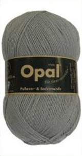 Opal Uni Solid 4-ply Sock Yarn