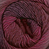 Jawoll Magic 4-ply Superwash sock yarn in Berry shade