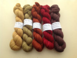Eden Cottage BFL sock in Autumn (lot 140914)