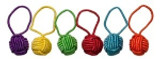 Hiya Hiya yarn ball stitch markers