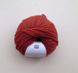 Rico Essentials Soft Merino Aran in Cinnamon