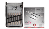 Knit-Pro Karbonz Interchangeable Circular needle set (deluxe kit)