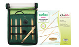 Knit-Pro Bamboo Interchangeable Circular needle set (starter kit)