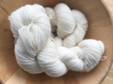 Heavensphere Luxury sock yarn in natural