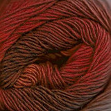 Jawoll Magic 4-ply Superwash sock yarn in Henna shade