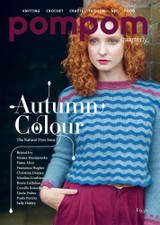 Pom Pom Quarterly Magazine Issue 18 Autumn 2016