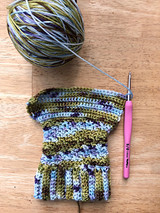12 in 12 Sock Challenge - April socks