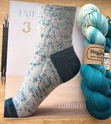 12 in 12 Sock Challenge  - March socks