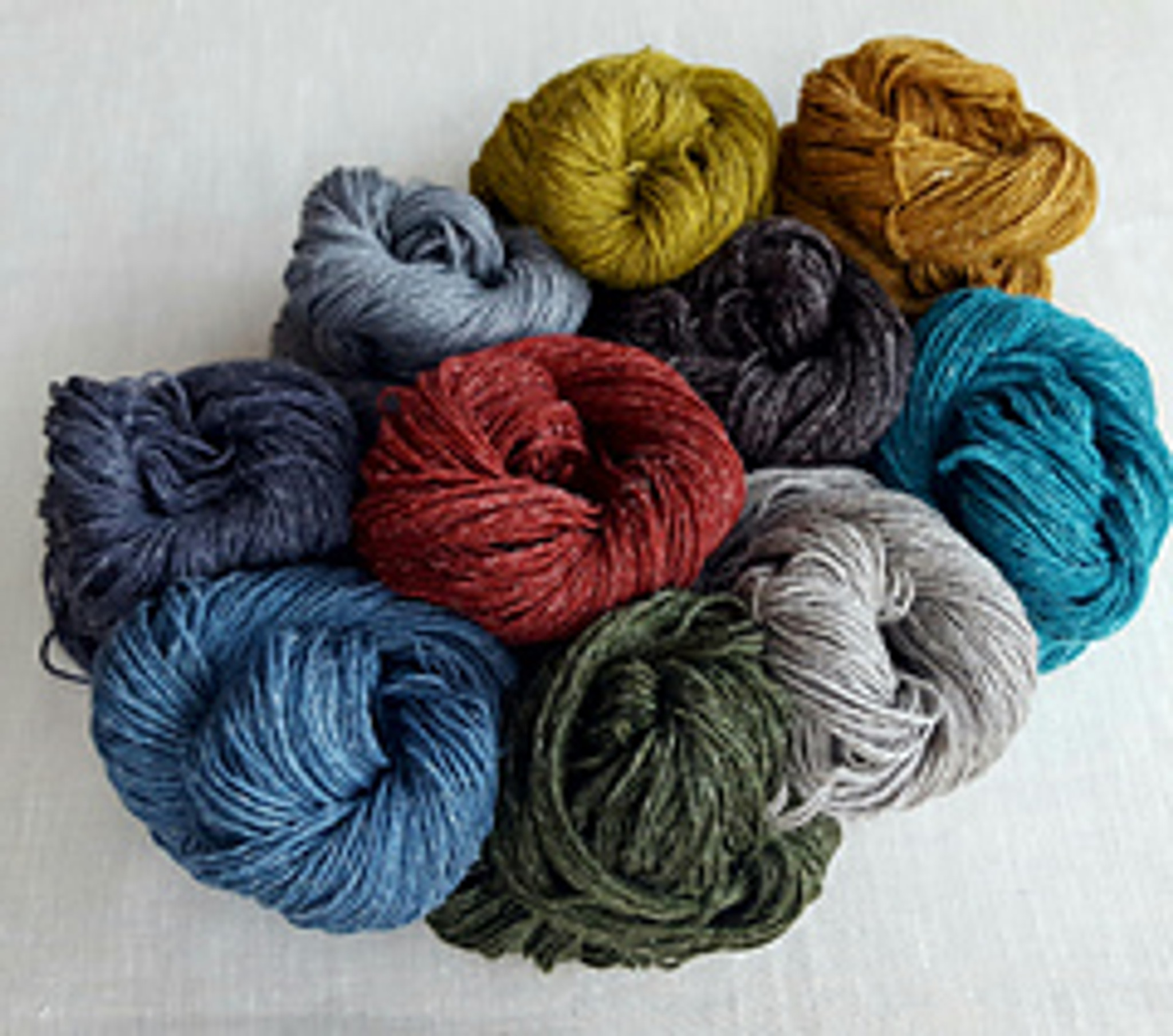 Nua Yarn from Stolen Stitches