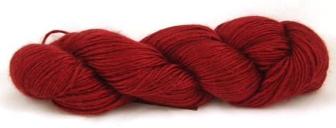 Fyberspates Scrumptious Double Knitting/Worsted Yarn in Cherry