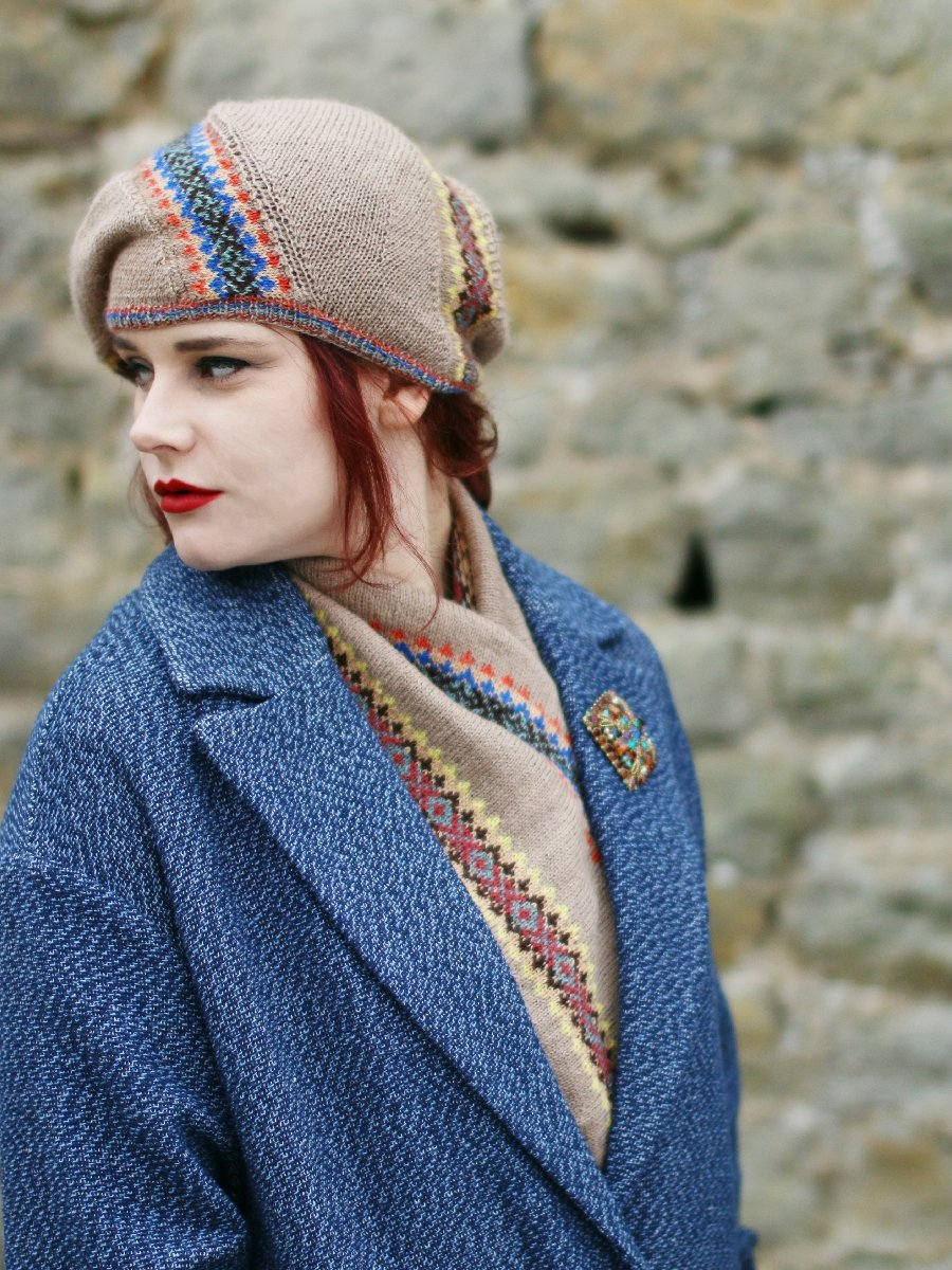 The Vintage Shetland Project by Susan Crawford
