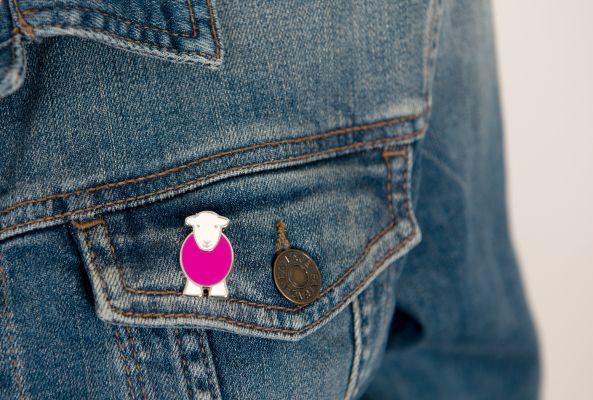 Herdy  Pin Badge Set
