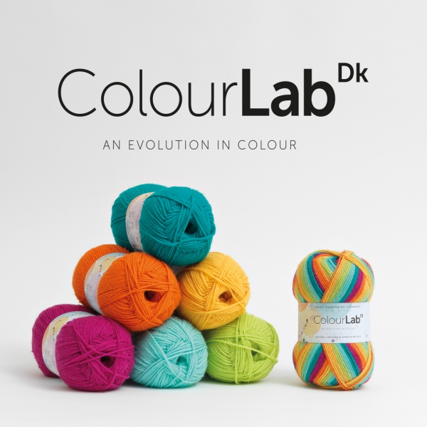 ColourLab DK from West Yorkshire Spinners