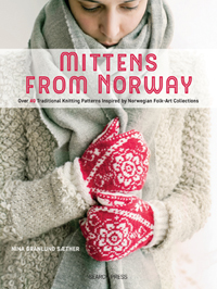 Mittens from Norway by Nina Granlund Saether
