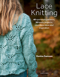 Lace Knitting by Denise Samson