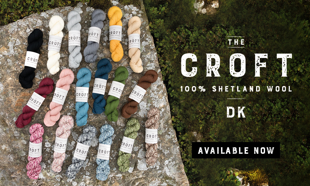 The Croft DK from West Yorkshire Spinners