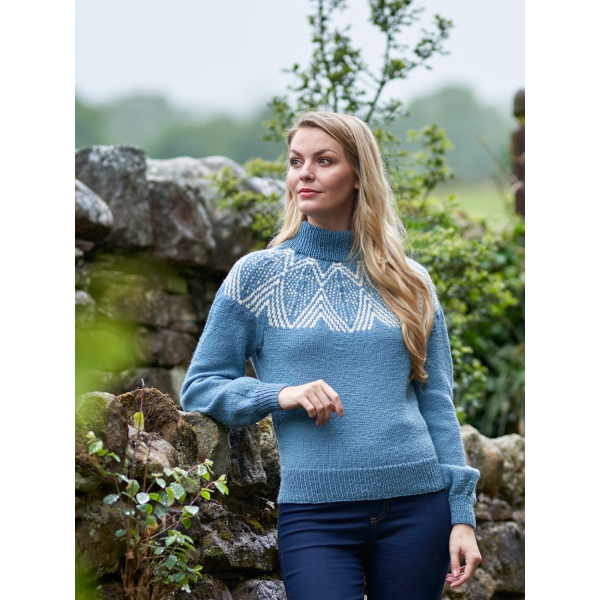 The Croft DK Collection One pattern book by Sarah Hatton and Rosee Woodland
