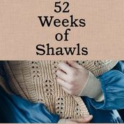52 Weeks of Shawls from Laine