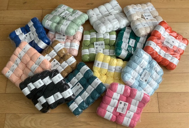 Rico Creative Cotton DK weight