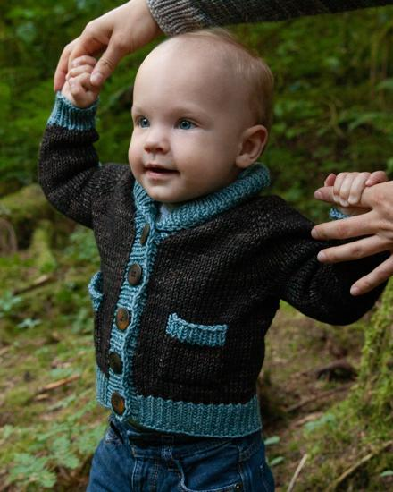 9 months of knitting - Pattern book by Tin Can Knits