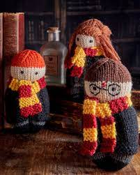 Harry Potter Knitting Magic 2 by Tanis Gray