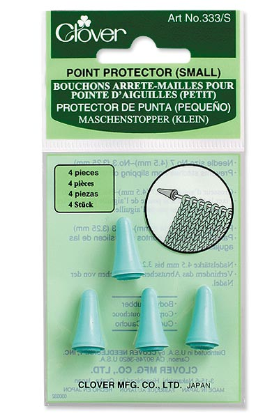 Clover Needle Point Protectors - Small